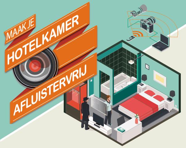 hotelkamer-afluistervrij
